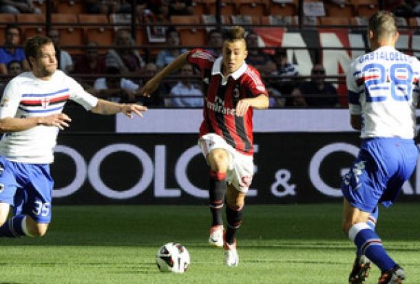 Prediksi Skor Akhir AC Milan Vs Sampdoria 29 September 2013