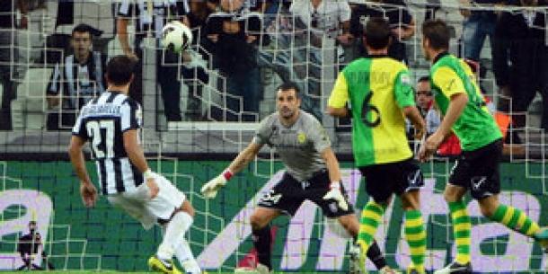 Prediksi Skor Akhir Chievo Vs Juventus 26 September 2013