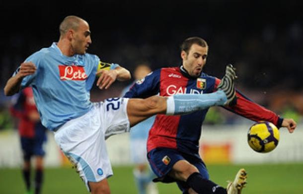 Prediksi Skor Akhir Genoa Vs Napoli 28 September 2013