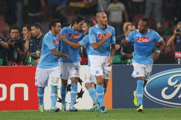 Prediksi Skor Akhir Napoli Vs Sassuolo 26 September 2013
