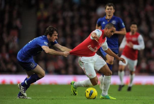 Prediksi Skor Akhir Arsenal Vs Everton 8 Desember 2013