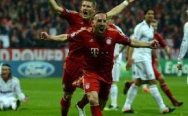 Prediksi Skor Akhir Bayern Munich Vs Hamburg SV 14 Desember 2013