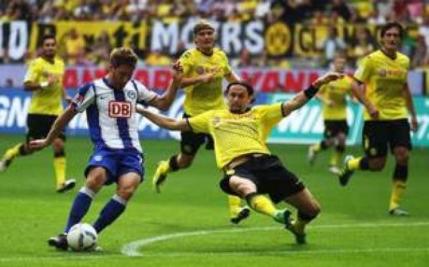 Prediksi Skor Akhir Borussia Dortmund Vs Hertha Berlin 21 Desember 2013
