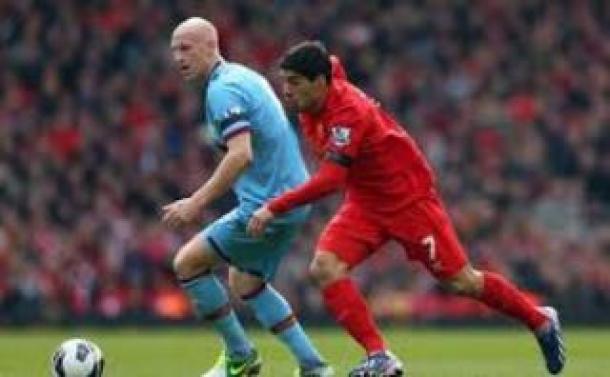 Prediksi Skor Akhir Liverpool Vs West Ham United 7 Desember 2013