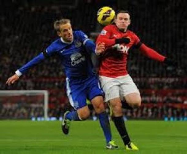Prediksi Skor Akhir Manchester United Vs Everton 5 Desember 2013
