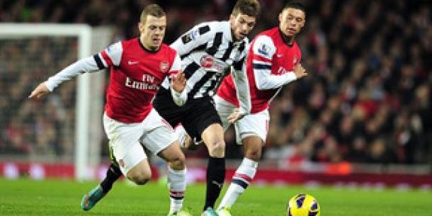 Prediksi Skor Akhir Newcastle United Vs Arsenal 29 Desember 2013