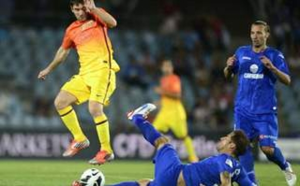 Prediksi Skor Akhir Getafe Vs Barcelona 17 Januari 2014