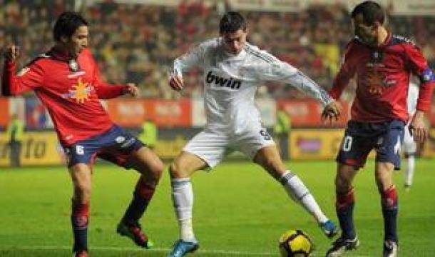 Prediksi Skor Akhir Osasuna Vs Real Madrid 16 Januari 2014