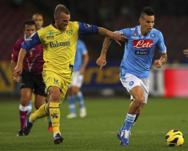 Prediksi Skor Akhir SSC Napoli Vs Chievo Verona 26 Januari 2014