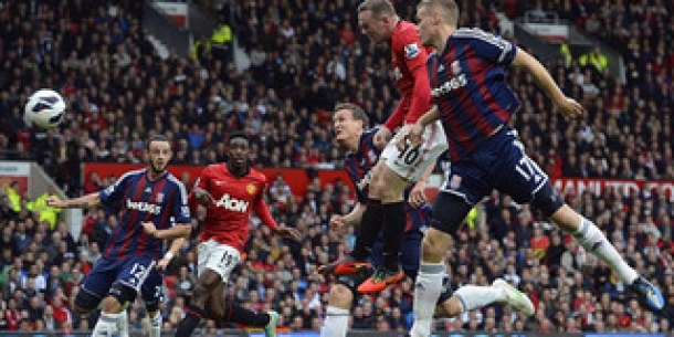 Prediksi Skor Akhir Stoke City Vs Manchester United 1 Februari 2014