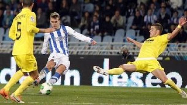 Prediksi Skor Akhir Villarreal Vs Real Sociedad 17 Januari 2014