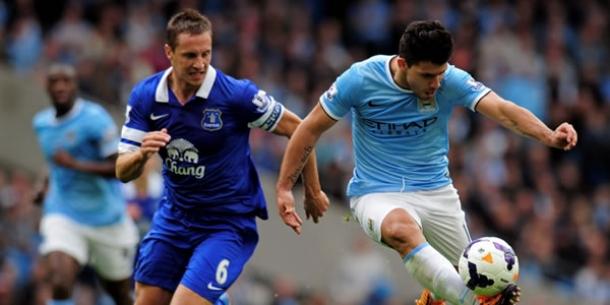 Prediksi Pertandingan Everton Vs Manchester City 3 Mei 2014 Liga Inggris