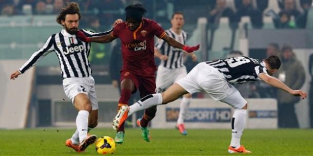 Prediksi Pertandingan Roma Vs Juventus 12 Mei 2014 Italia Serie A