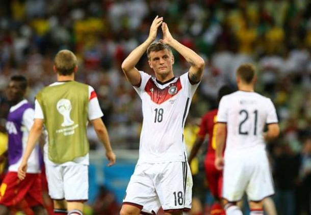 Kroos Bantah Capai Kesepakatan Dengan Real Madrid
