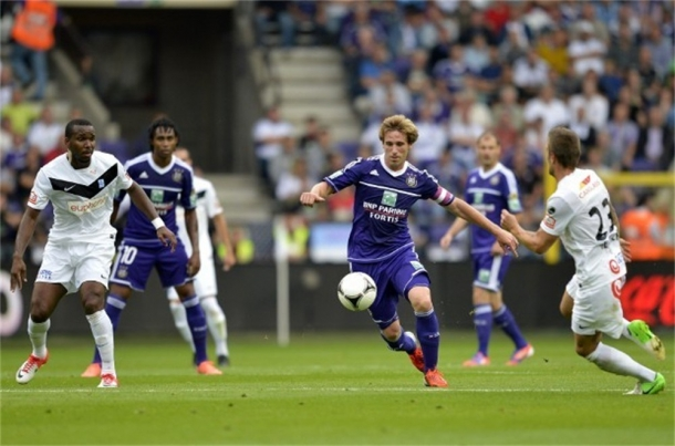 Prediksi Pertandingan KSV Oudenaarde Vs RSC Anderlecht 03 Juli 2014