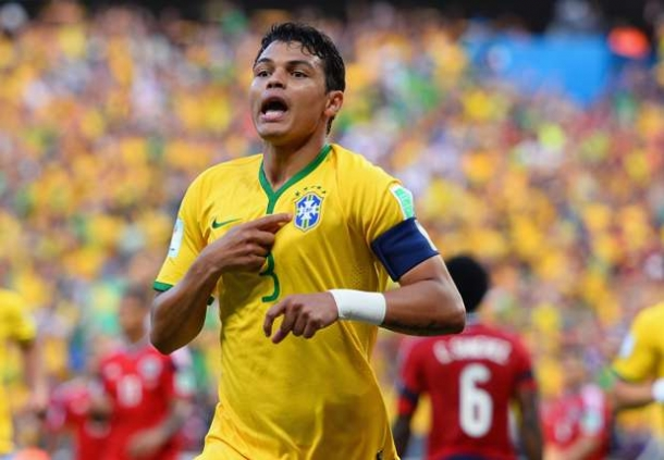 Thiago Silva Menyesal Tak Bisa Main Di Semi Final