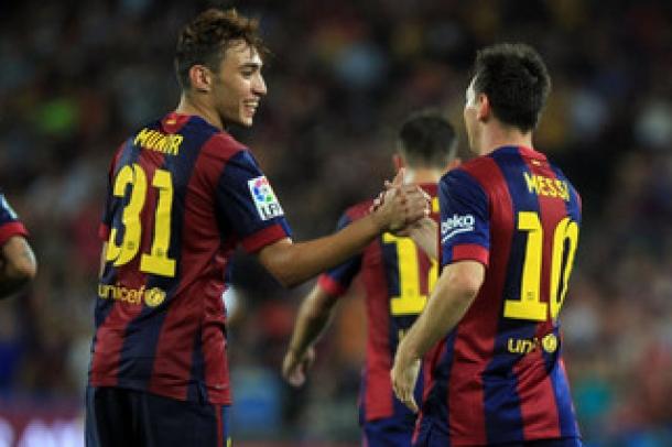 Barcelona Bandrol Pemain Muda Mereka 35 Juta Euro