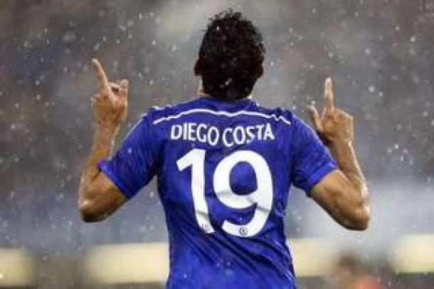 Cedera Pengaruhi Ketajaman Diego Costa Dalam Mencetak Gol