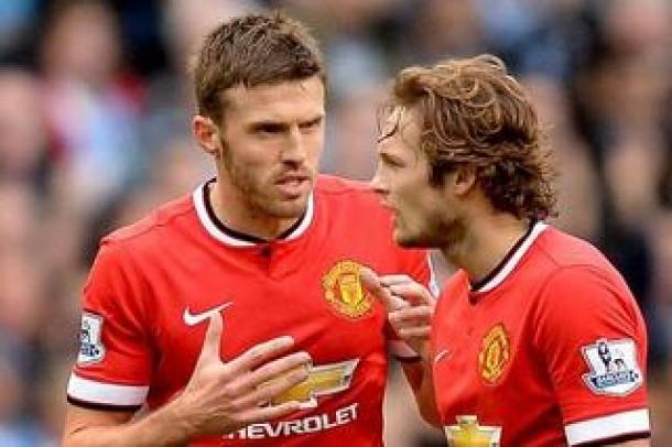 Ferguson Puji Peran Penting Carrick Dan De Gea Bagi Manchester United