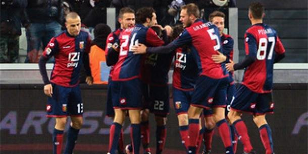 Genoa Tim Sukses Kejutkan Tim Papan Atas Serie-A