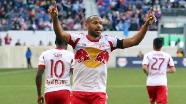 Henry Putuskan Hengkang Dari New York Red Bulls