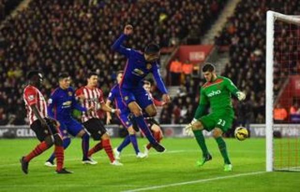 Southampton Jadi Korban Kebangkitan Manchester United