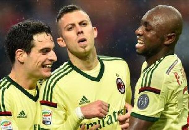 Udinese Tumbang Usai Menez Cetak Dua Gol Untuk AC Milan