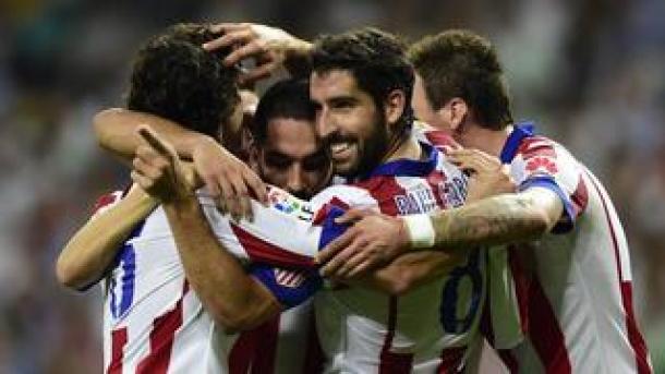 Atletico Madrid Tumbangkan Granada Dua Gol Tanpa Balas