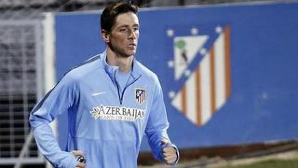 Derby Madrid Bisa Jadi Laga Perdana Kembalinya Torres