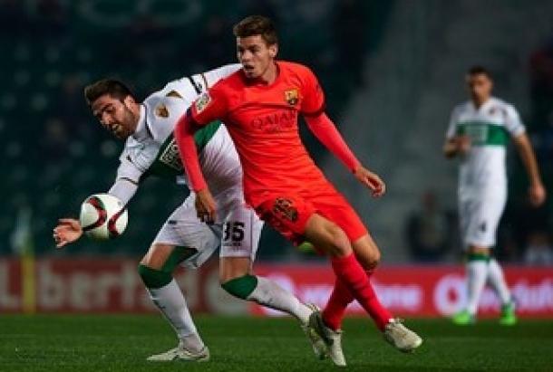 Elche Kembali Jadi Tumbal Permainan Garang Barcelona