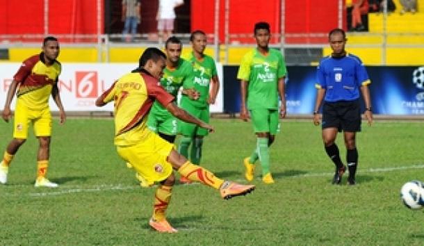 Hasil Imbang Loloskan Persebaya Dan Sriwijaya Ke Semi Final
