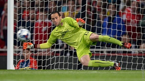 Kiper Arsenal Anyar Mulai Terbiasa Dengan Kerasnya Premier League