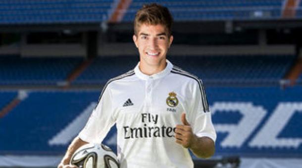 Real Madrid Resmi Perkenalkan Lucas Silva Ke Publik
