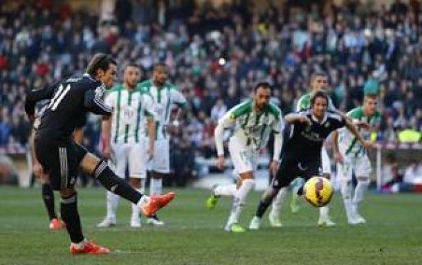 Real Madrid Susah Payah Pastikan Tiga Angka Dari Cordoba