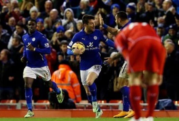 Skor Adil Paksa Liverpool Berikan Satu Poin Untuk Leicester City
