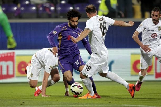 Hellas Verona Beri Fiorentina Kejutan Berupa Hasil Kekalahan