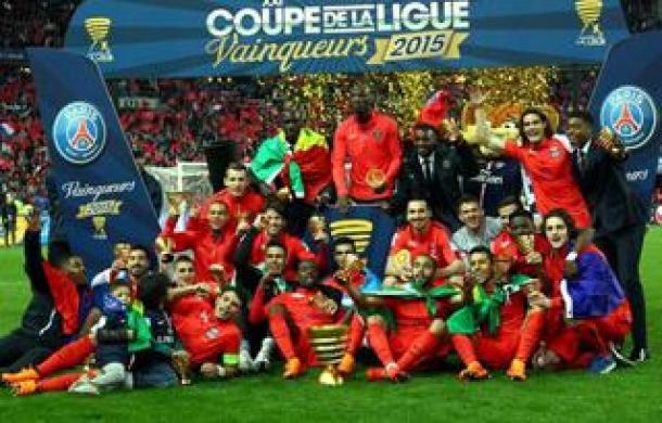 Hempaskan Bastia, PSG Kembali Amankan Trofi Coupe De La Ligue Musim Ini