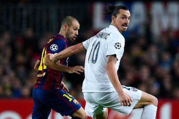 Ibrahimovic Dukung Barcelona Jadi Penguasa Liga Champions Musim Ini