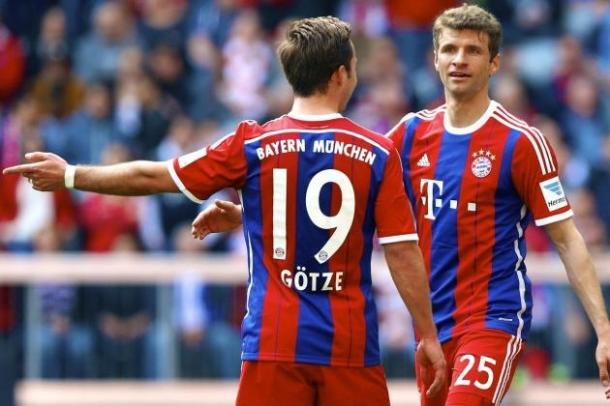 Mueller Yakin Bayern Munchen Akan Mampu Tuntaskan Dendam Atas Porto
