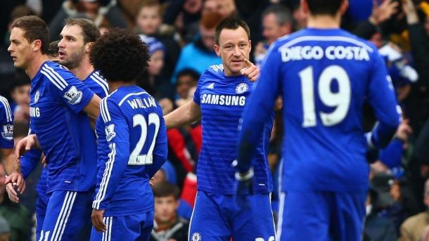 Terry Minta Chelsea Jaga Konsentrasi Demi Segera Pastikan Gelar Juara