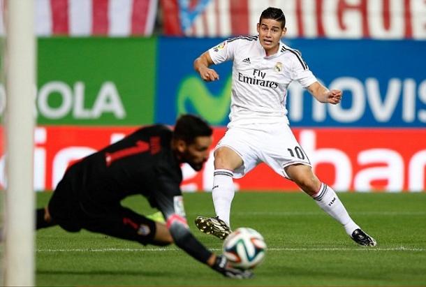 Ucapan Sanjungan Arbeloa Untuk Peran James Bersama Real Madrid