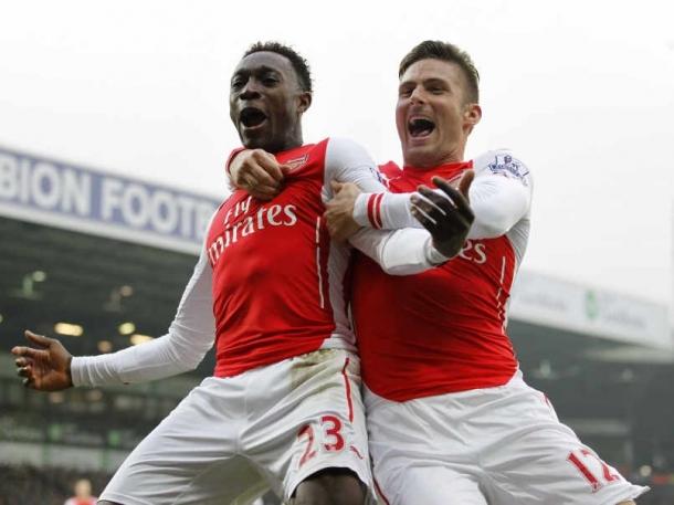 Welbeck Nilai Konstribusinya Musim Ini Untuk Arsenal Masih Jauh Dari Harapan