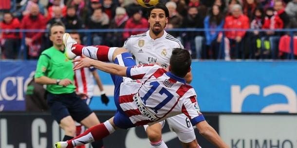Atletico Madrid Sukses Tambah Masa Abdi Gelandang Muda Mereka