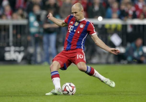 Robben Masuk Dalam Daftar Belaja Manchester City Musim Depan