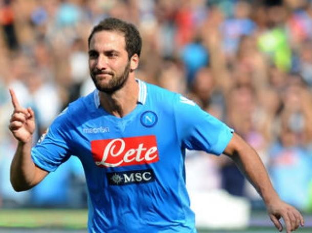 Mourinho Inginkan Sebuah Reuni Dengan Bomber Napoli Ini