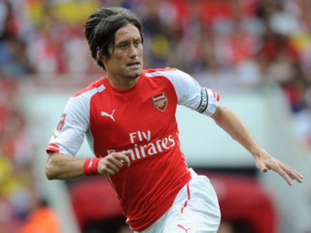 Rosicky Mulai Kecewa Terima Kontrak Anyar Bersama Arsenal