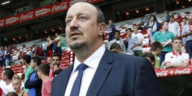 Benitez Bukan Pemimpin Diskuat Real Madrid