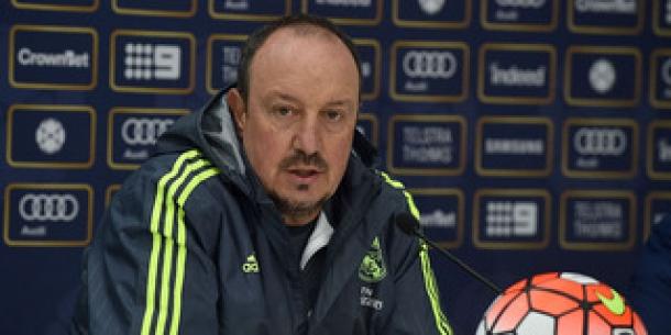 Benitez Tanggung Resiko Besar Jika Gagal Di Madrid