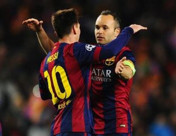 Kapten Barca Yakin Messi Simbol Kesuksesan