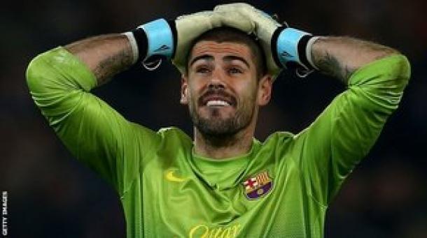 Tinggalkan Camp Nou Buat Valdes Menyesal